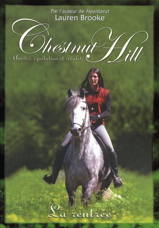 Chestnut Hill tome 1, LA RENTRÉE