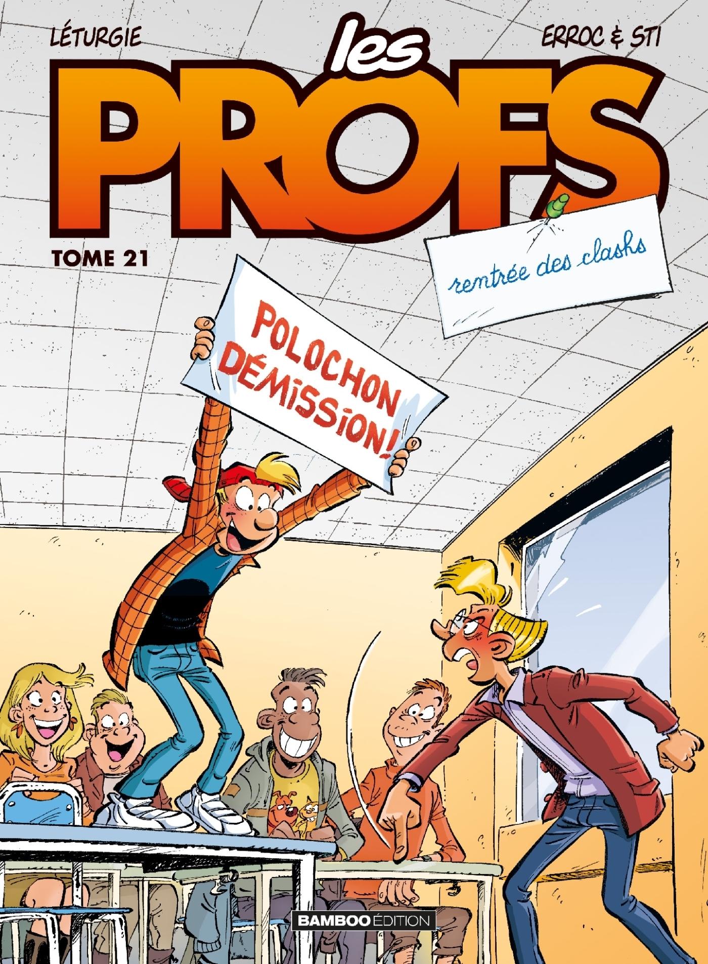 LES PROFS - TOME 21