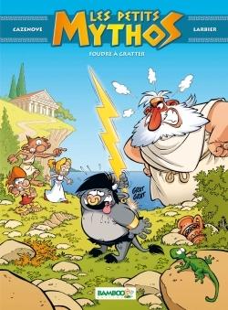LES PETITS MYTHOS - TOME 1 PRIX DECOUVERTE