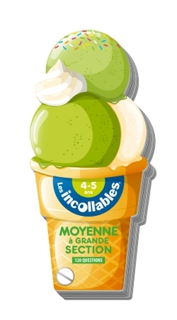 INCOLLABLES - GLACE MOYENNE A GRANDE SECTION