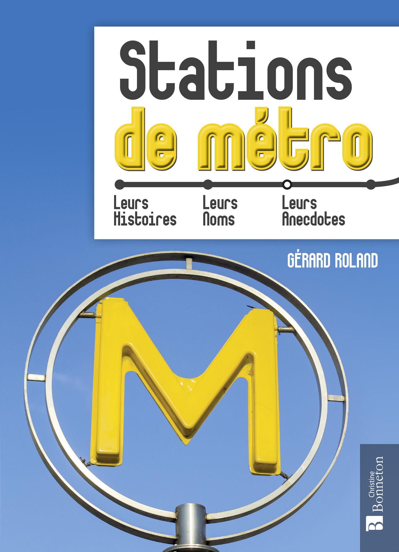 PARIS STATIONS DE METRO