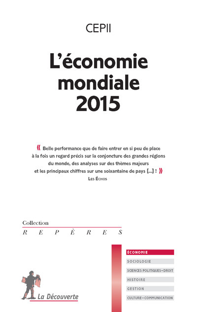 L'ECONOMIE MONDIALE 2015