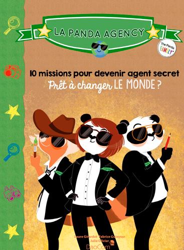 THE PANDA FAMILY (PANDA AGENCY) - PRET A CHANGER L