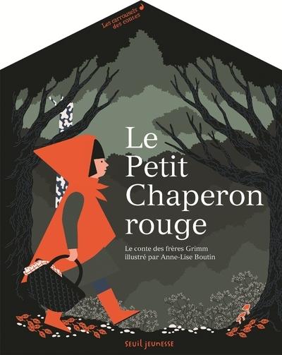 LE PETIT CHAPERON ROUGE - LES CARROUSELS DES CONTES