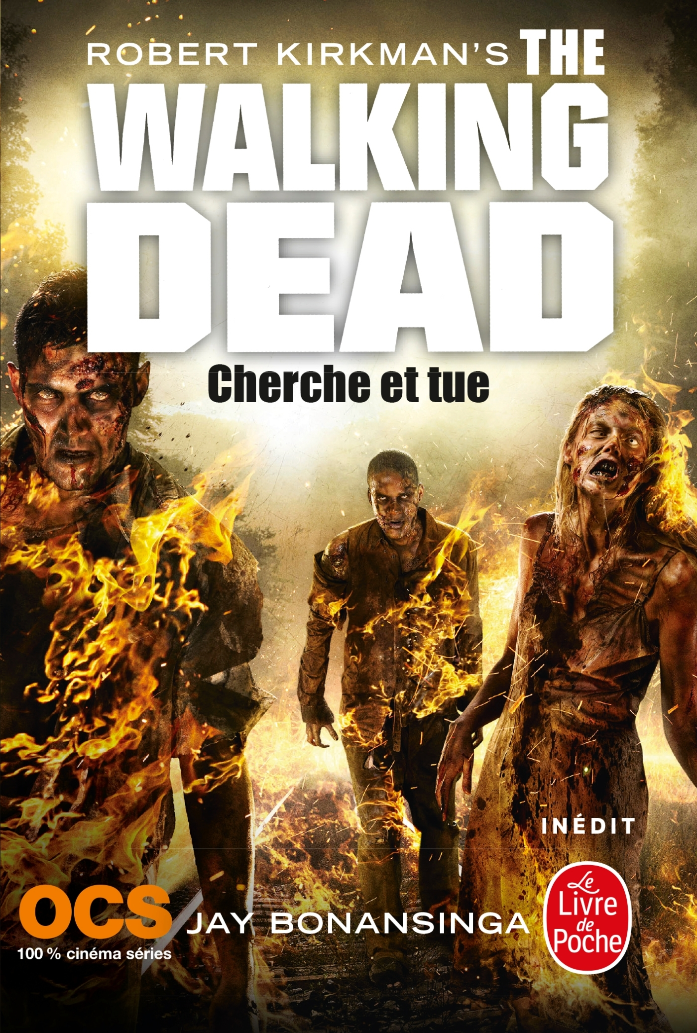 CHERCHE ET TUE (THE WALKING DEAD, TOME 7)