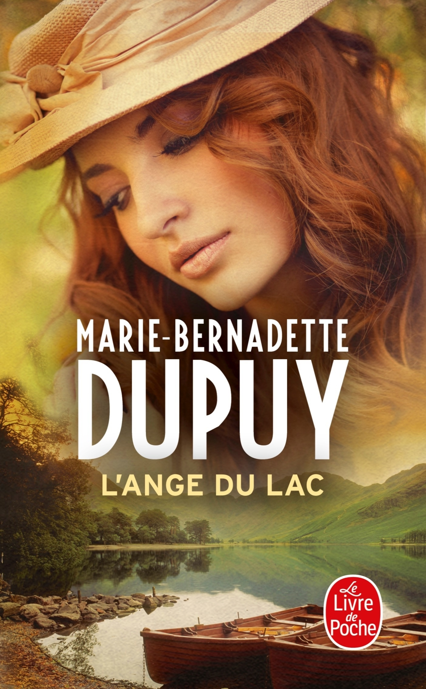L'ANGE DU LAC (L'ORPHELINE DES NEIGES, TOME 6)