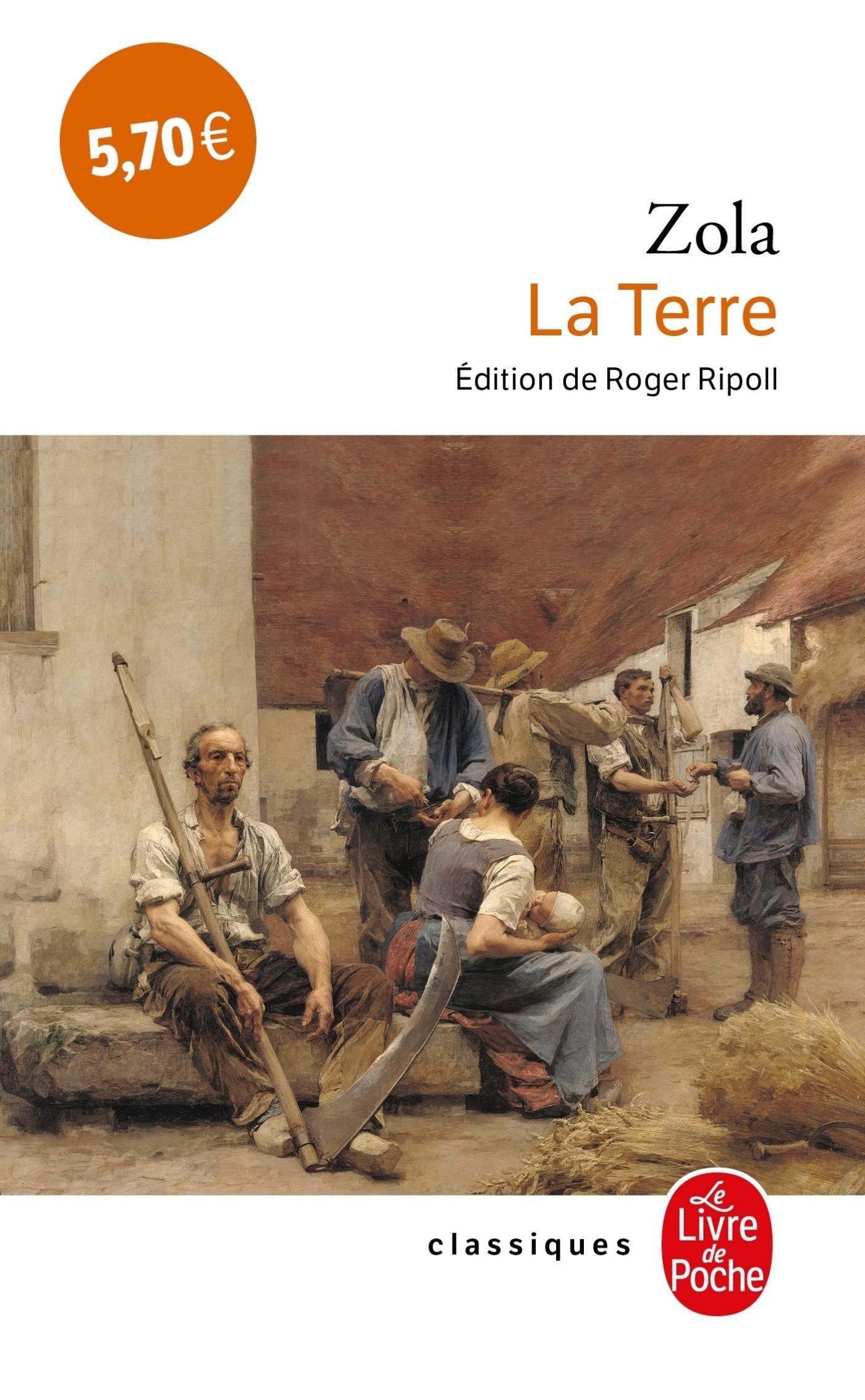 LA TERRE (NOUVELLE EDITION)
