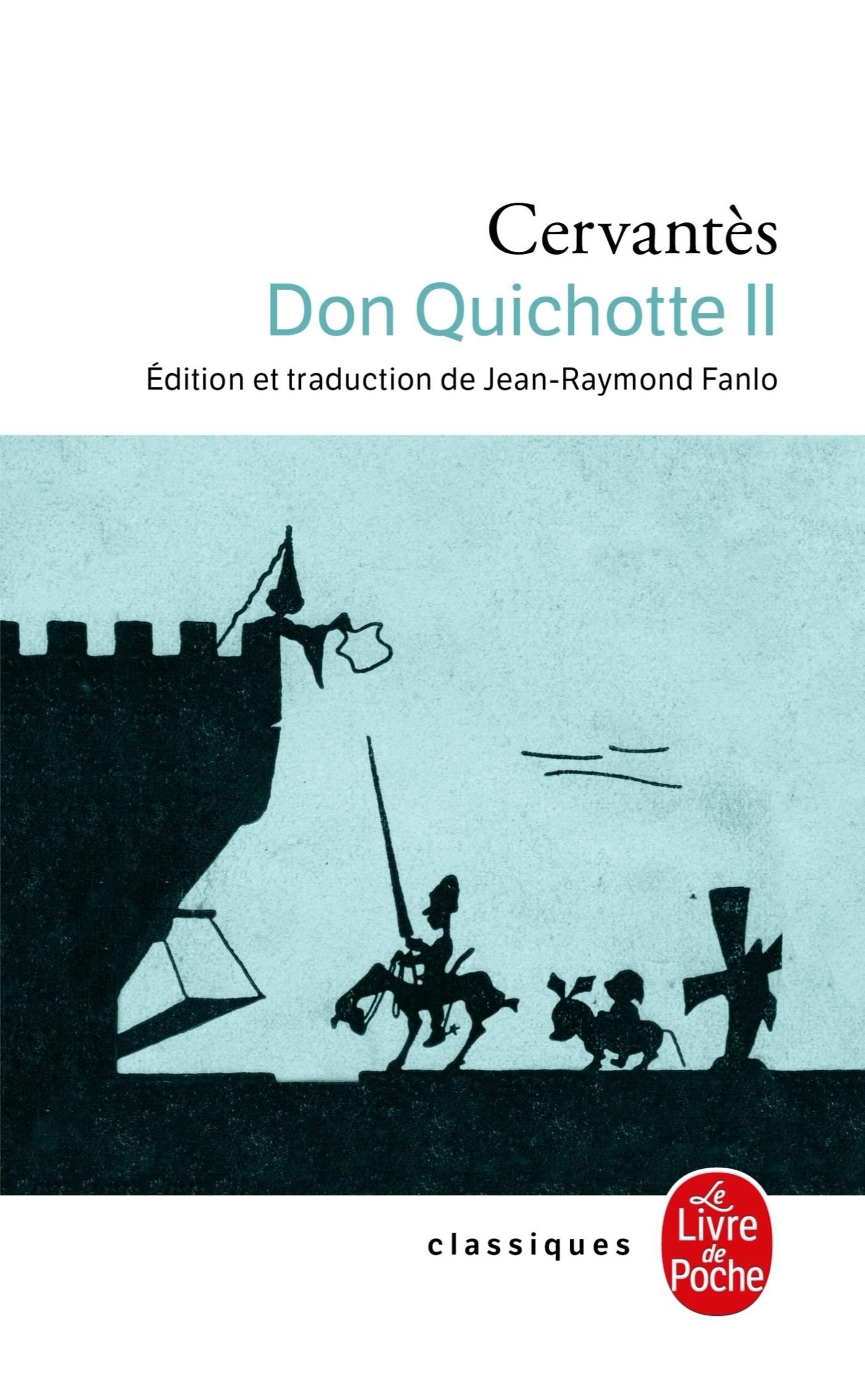 DON QUICHOTTE (DON QUICHOTTE, TOME 2)