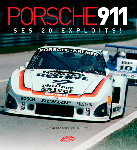 PORSCHE 911, SES 20 EXPLOITS !