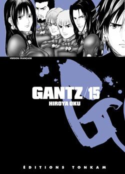 GANTZ -TOME 15-