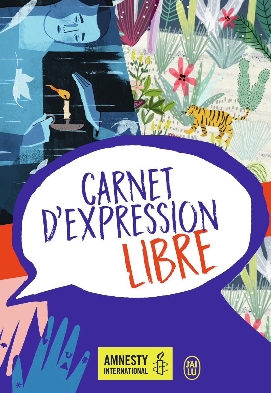 CARNET D'EXPRESSION LIBRE