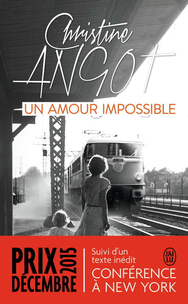 UN AMOUR IMPOSSIBLE - LITTERATURE FRANCAISE - T11522