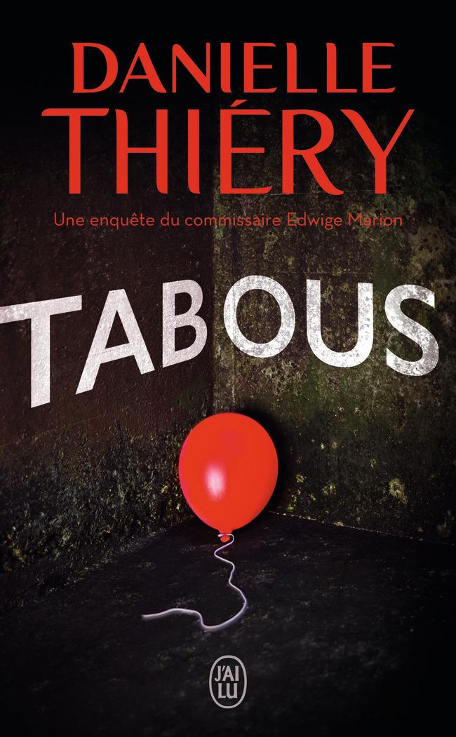 TABOUS - THRILLER - T1011854 - UNE ENQUETE DU COMMISSAIRE EDWIGE MARION