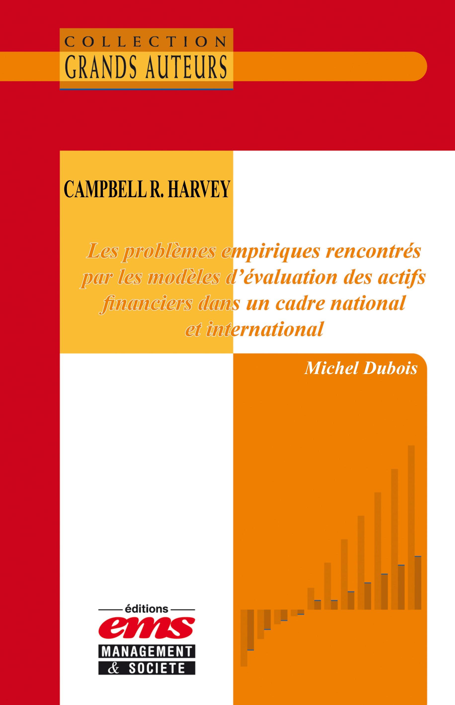 Campbell R. Harvey - Les problèmes empiriques rencontrés par les modèles d'évaluation des actifs fin