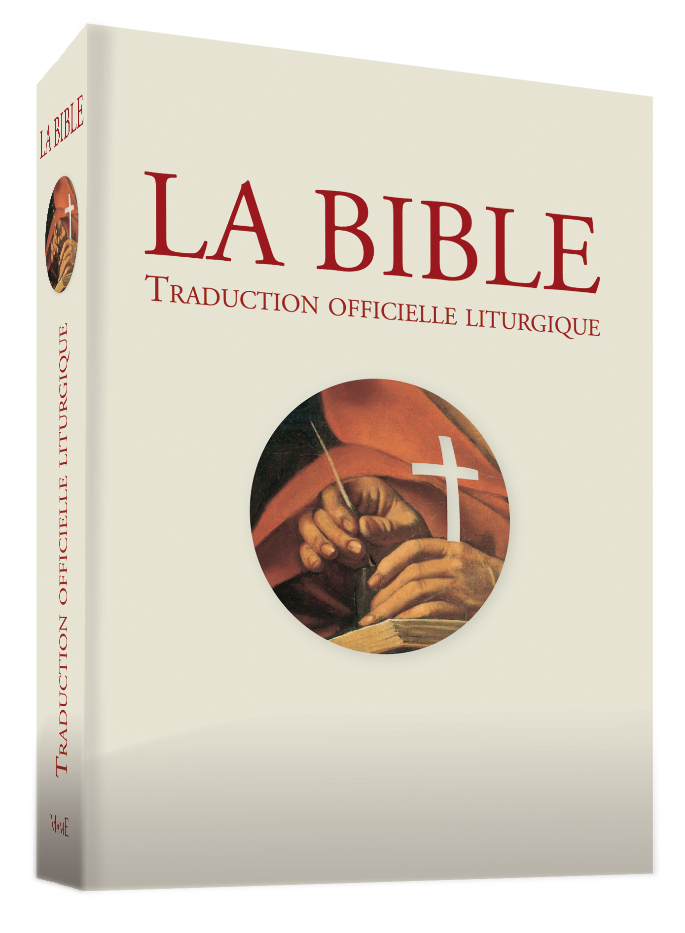 BIBLE - TRADUCTION OFFICIELLE LITURGIQUE - BROCHE