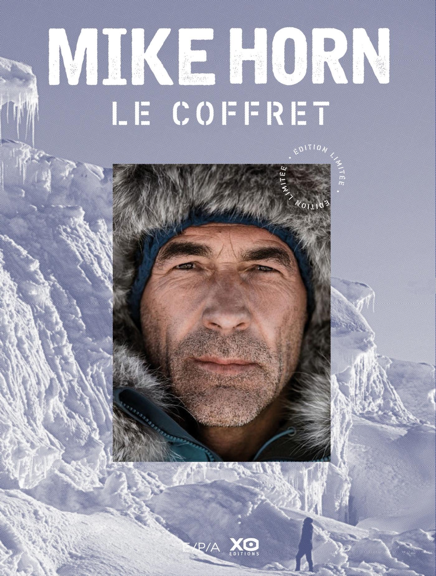 MIKE HORN - LE COFFRET - EDITION LIMITEE