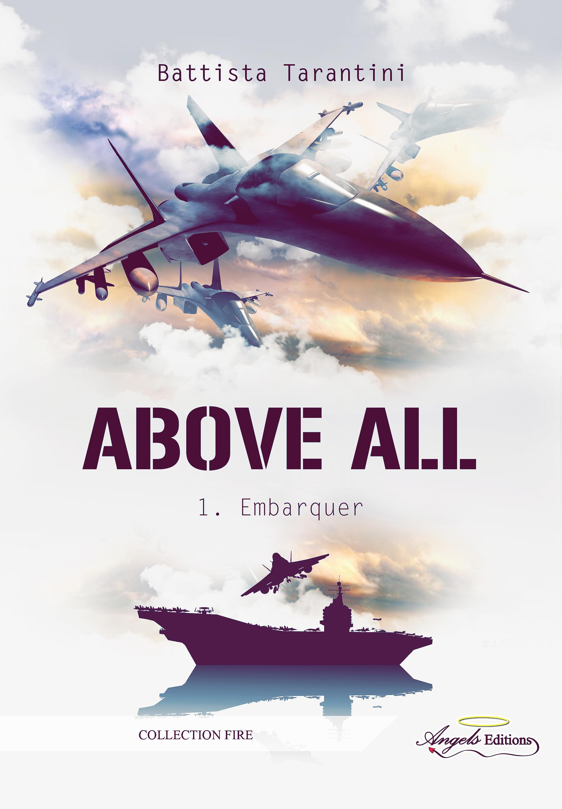Above All, EMBARQUER