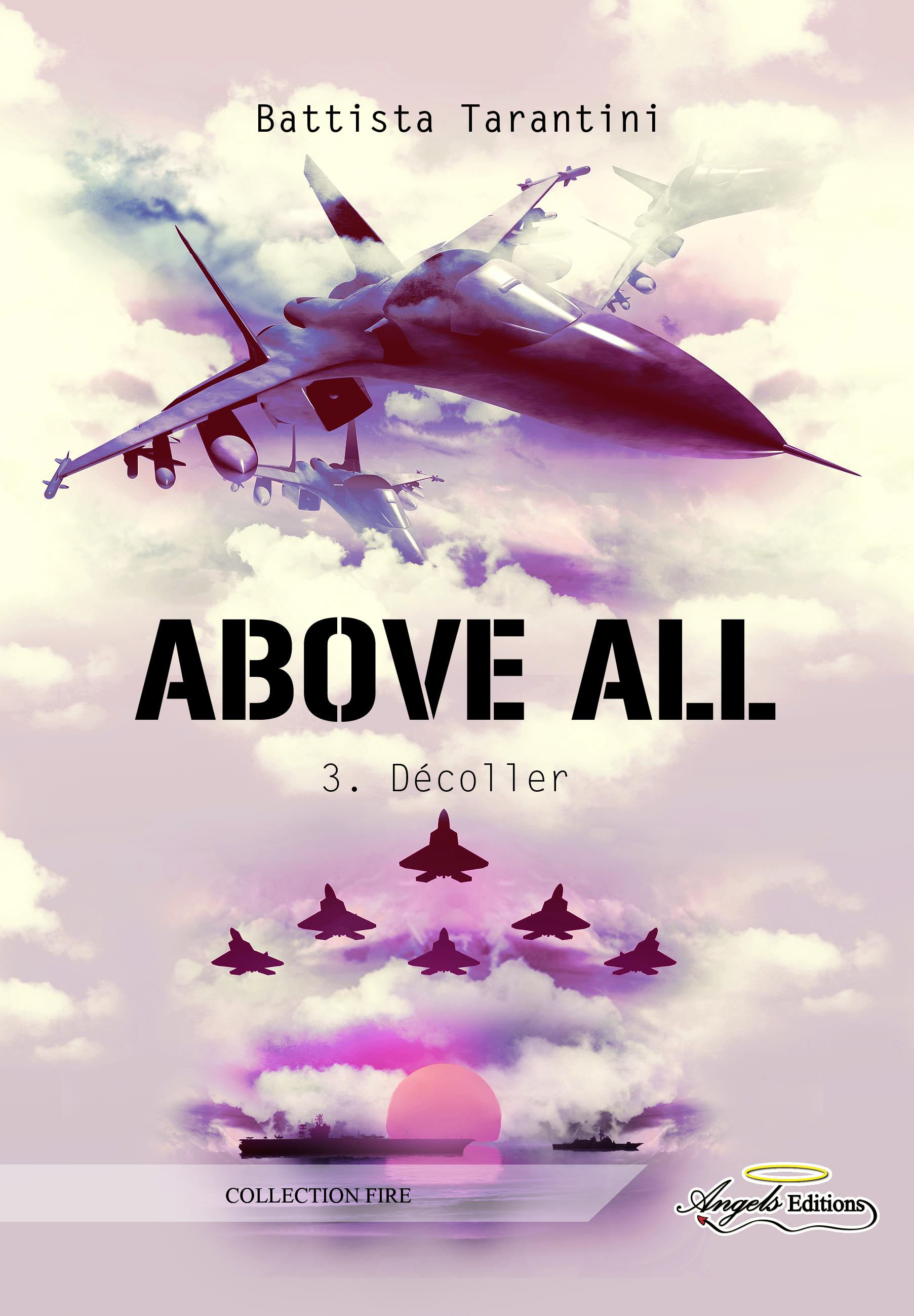 Above All, DÉCOLLER