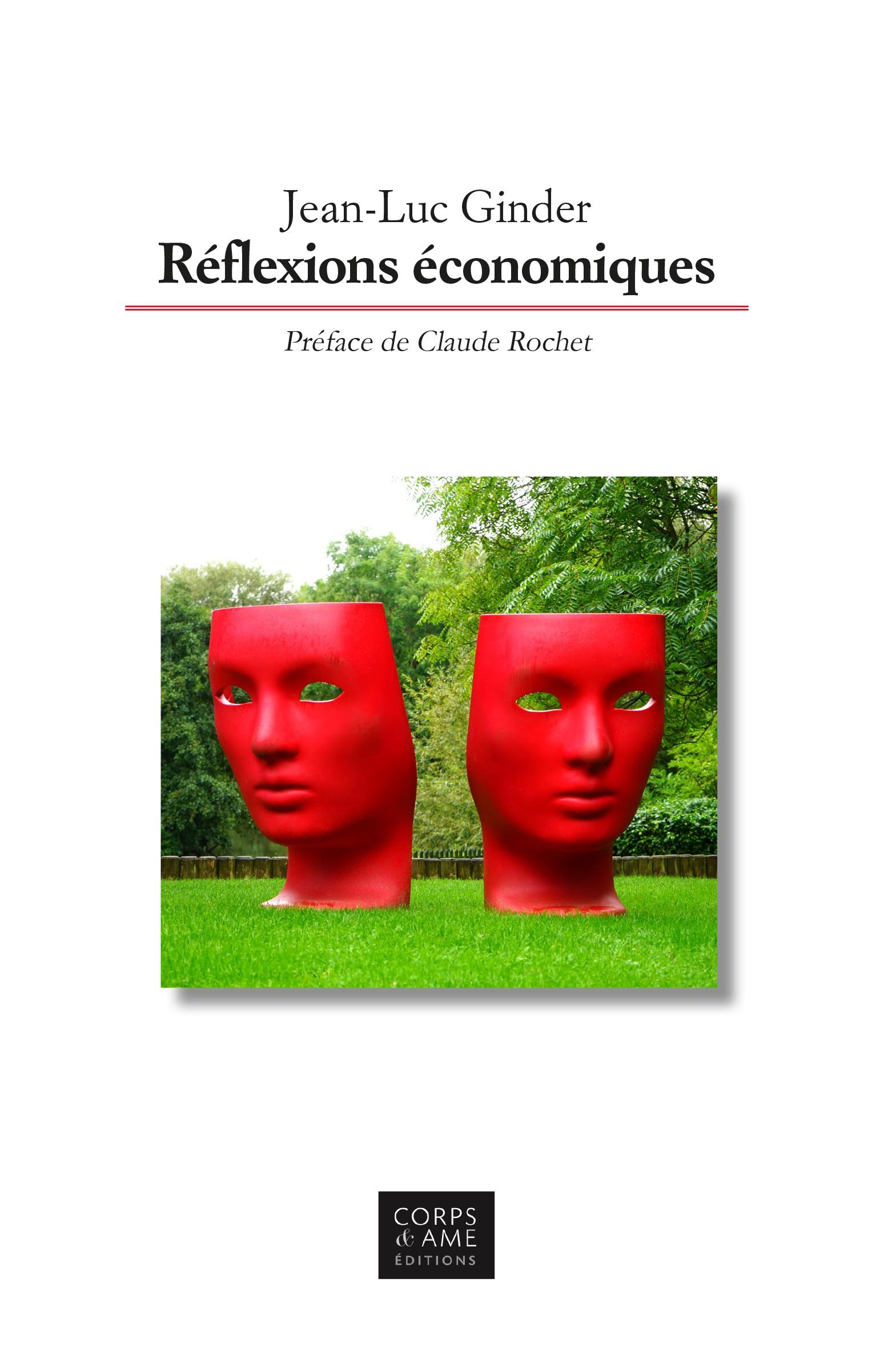 Réflexions économiques