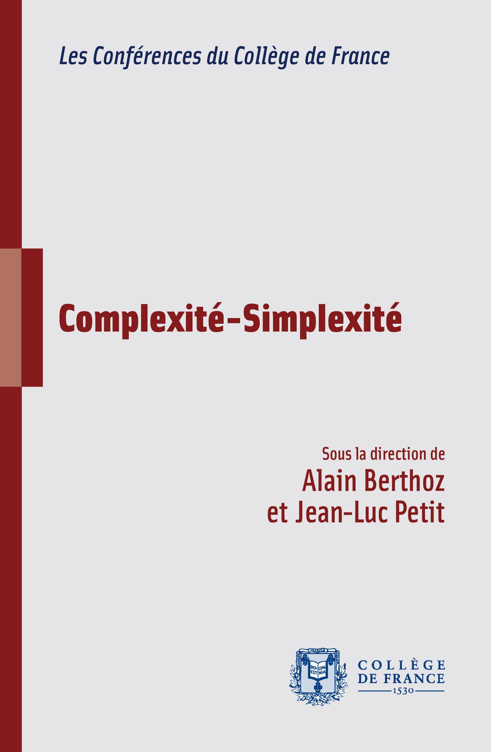 Complexité-Simplexité