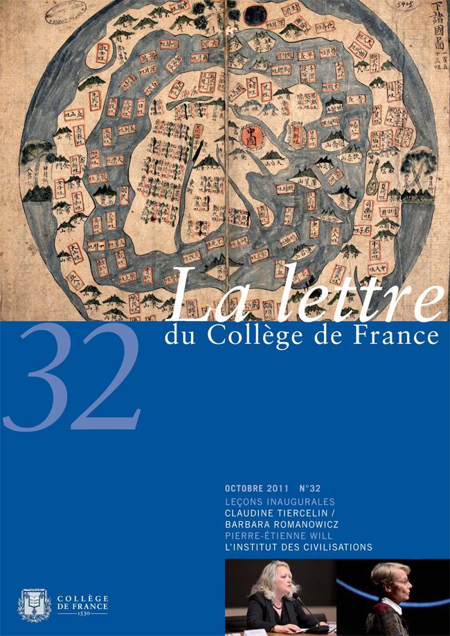 32 | 2011 - La Lettre n° 32 - lettre CDF