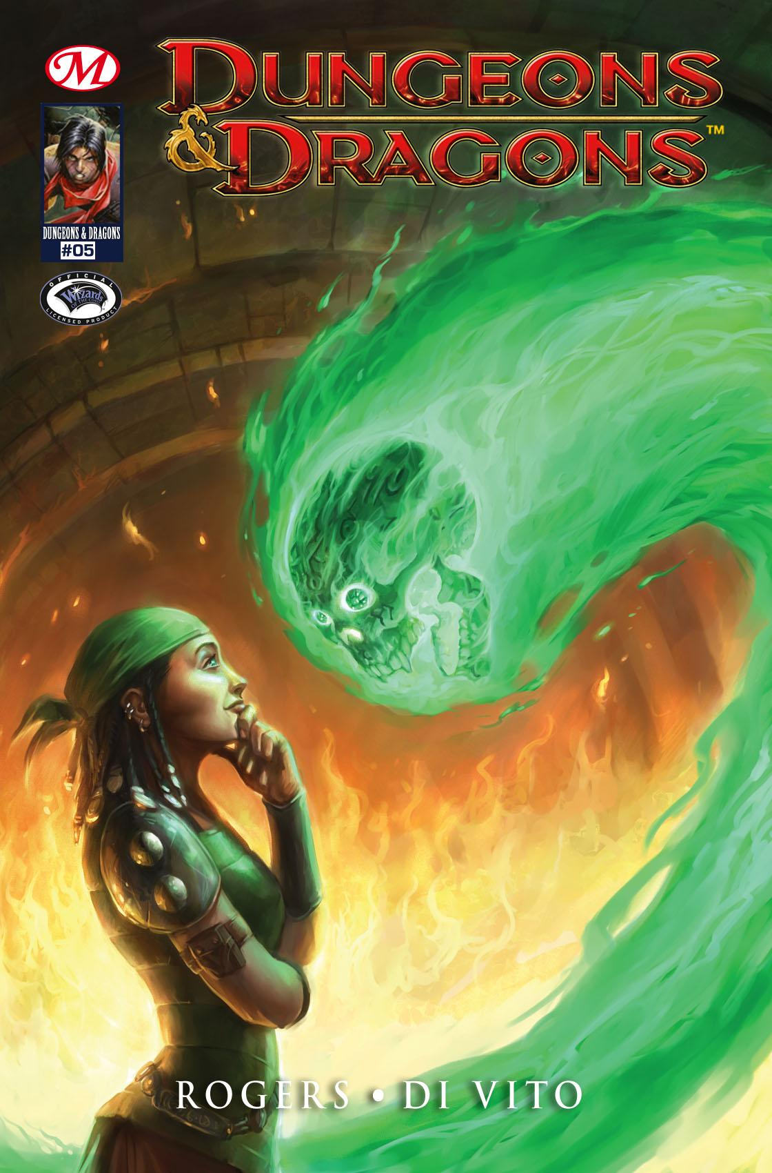 Dungeons & Dragons #5, DUNGEONS & DRAGONS, T1