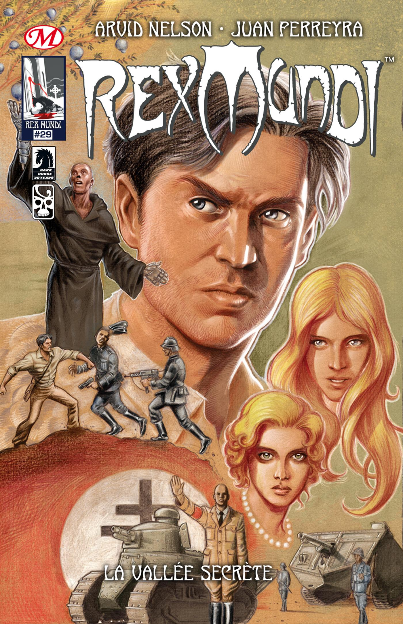 Rex Mundi #29, REX MUNDI, T5