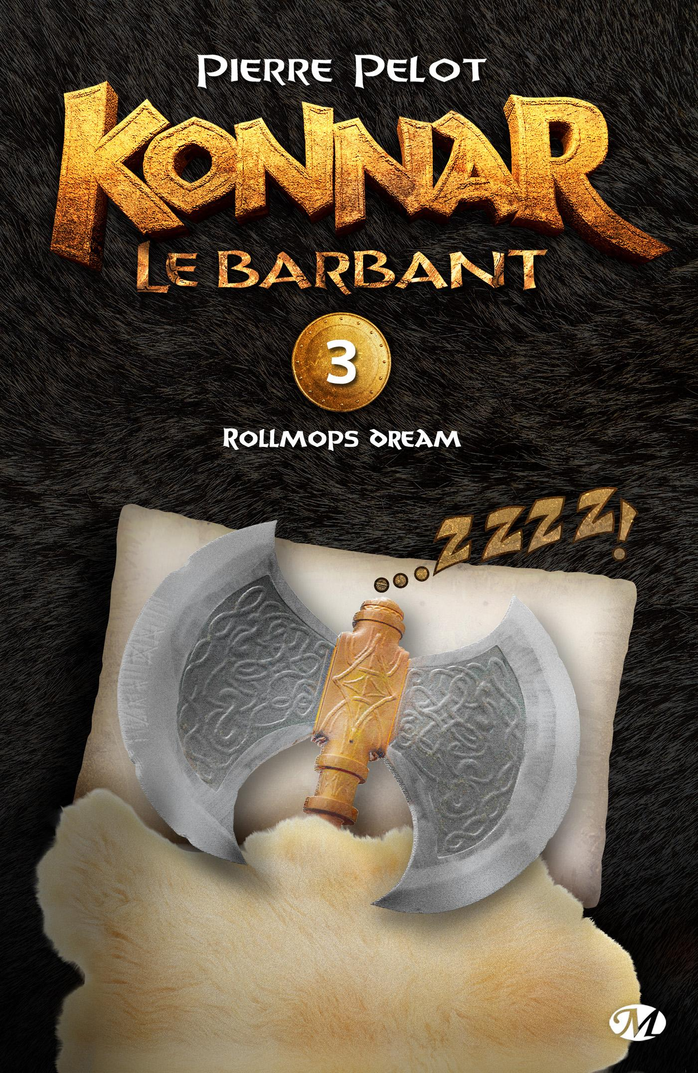Rollmops Dream, KONNAR LE BARBANT, T3