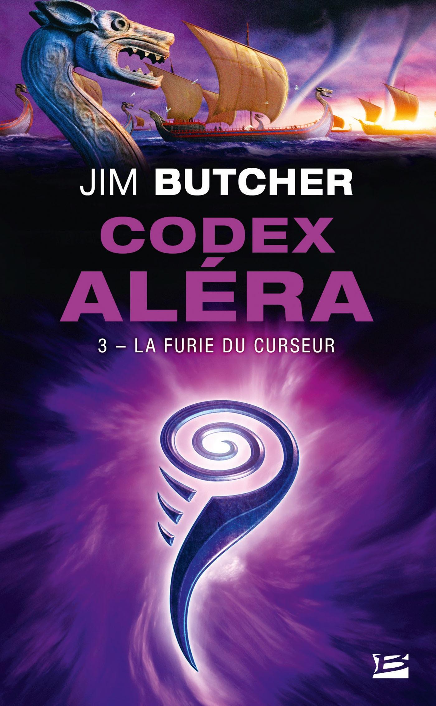 La Furie du Curseur, CODEX ALÉRA, T3