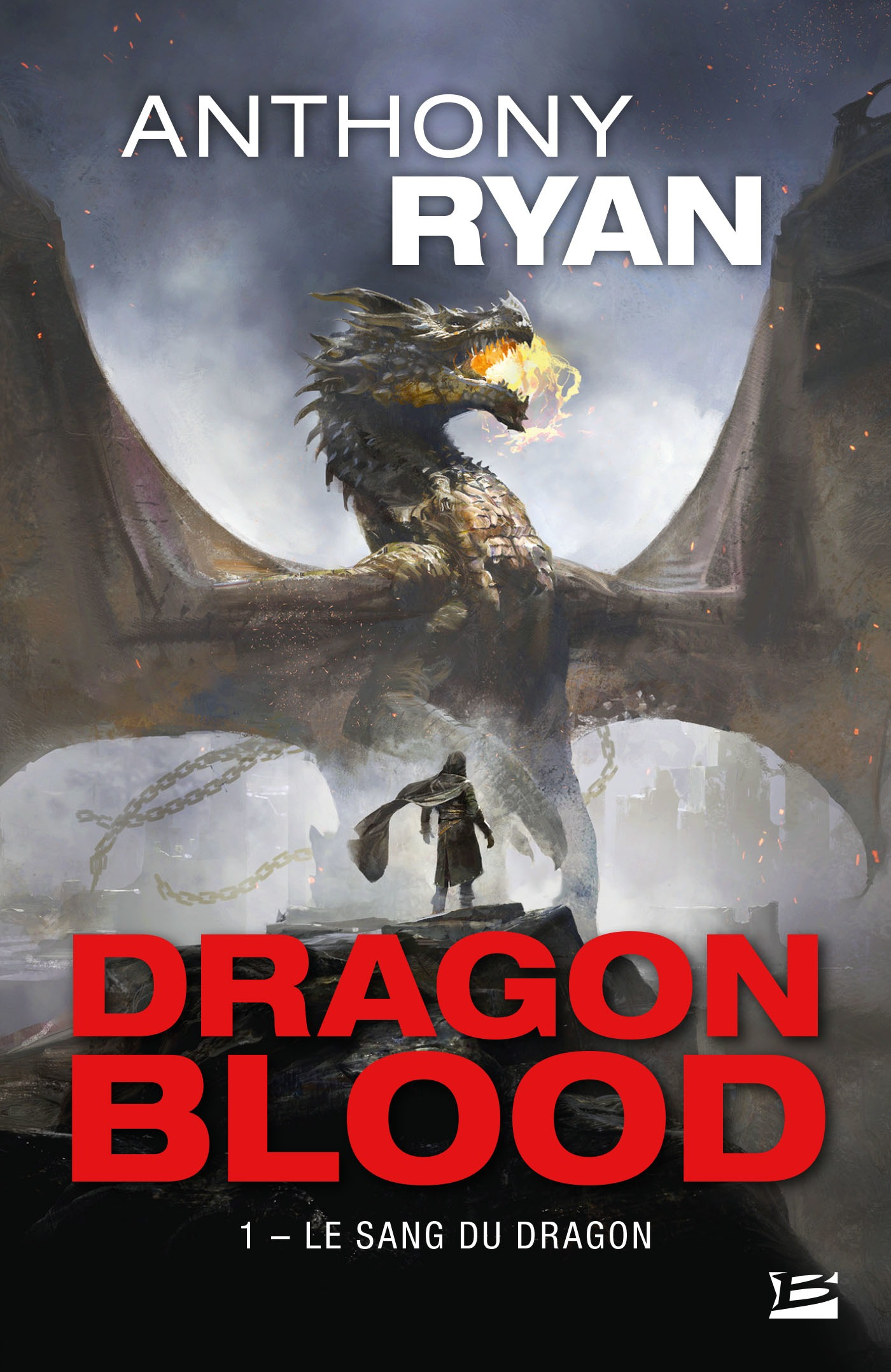 Le Sang du dragon, DRAGON BLOOD, T1