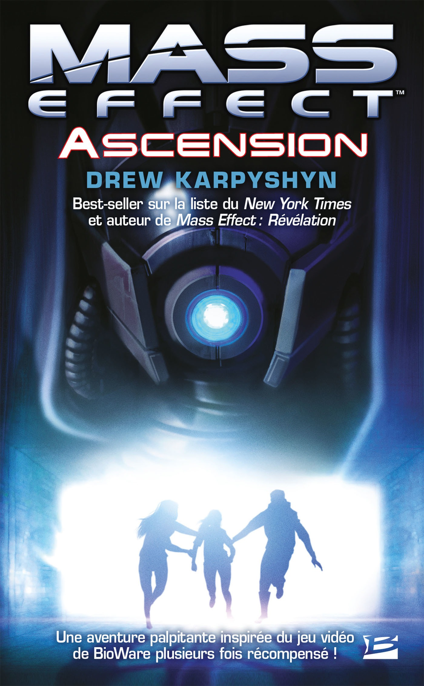 Ascension, MASS EFFECT, T2