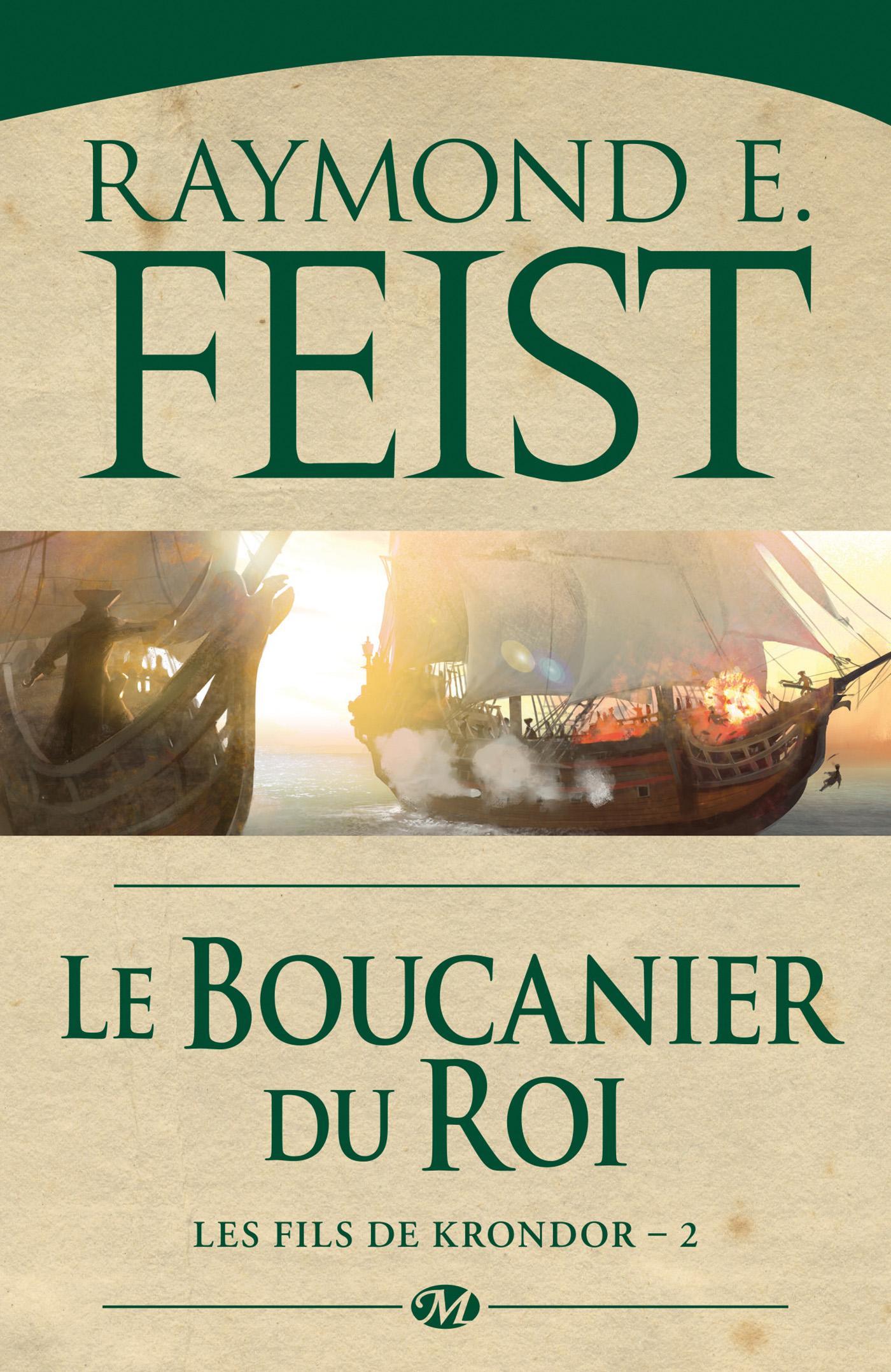 Le Boucanier du roi, LES FILS DE KRONDOR, T2