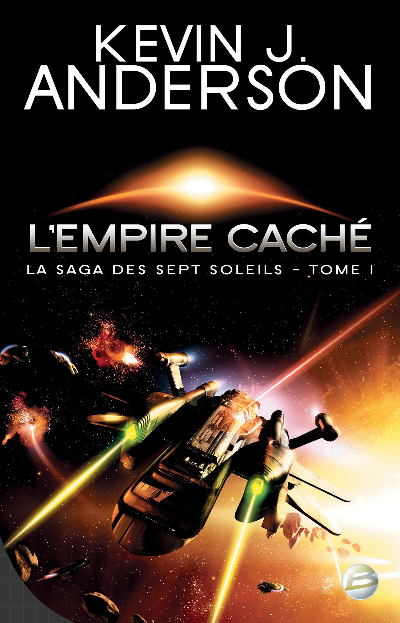 L'Empire caché, LA SAGA DES SEPT SOLEILS, T1
