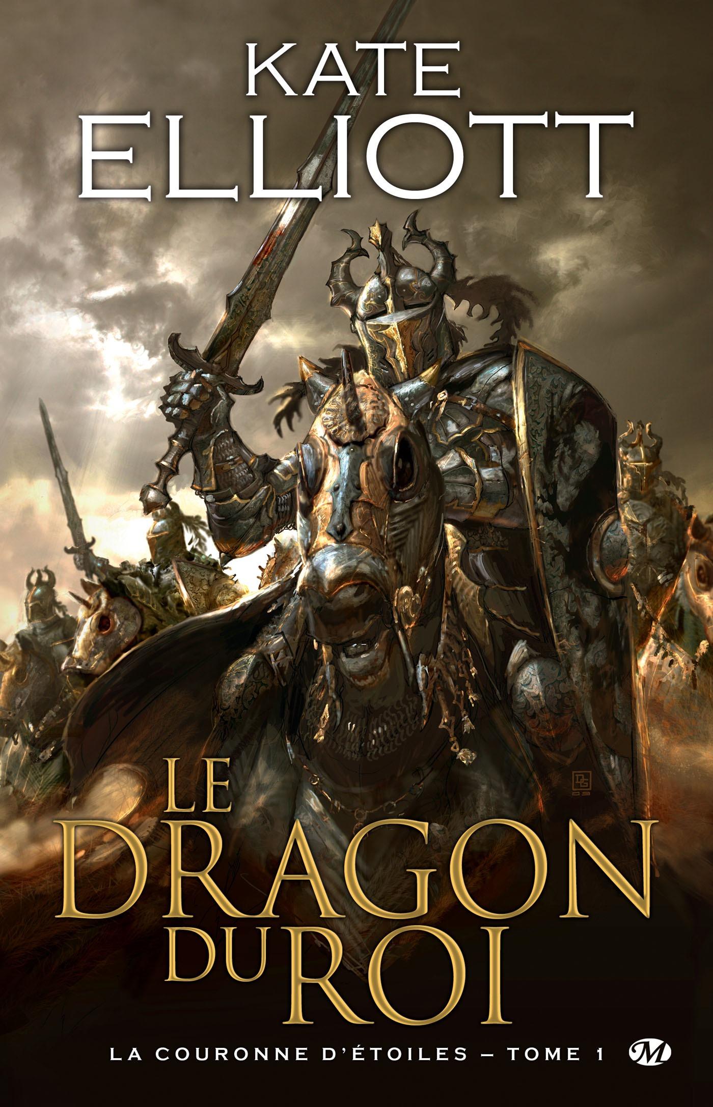 Le Dragon du roi, LA COURONNE D'ÉTOILES, T1