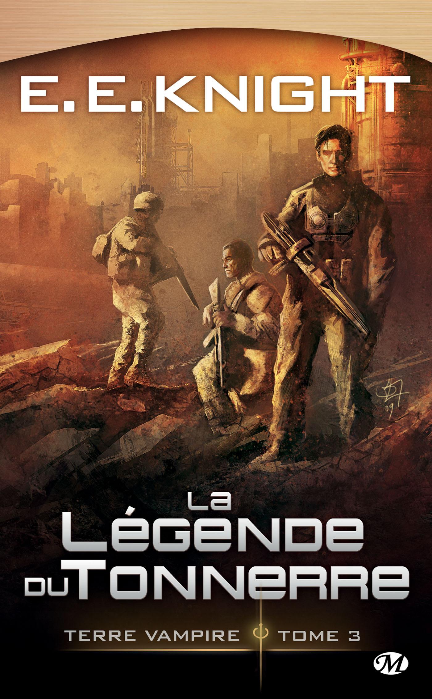 La Légende du Tonnerre, TERRE VAMPIRE, T3