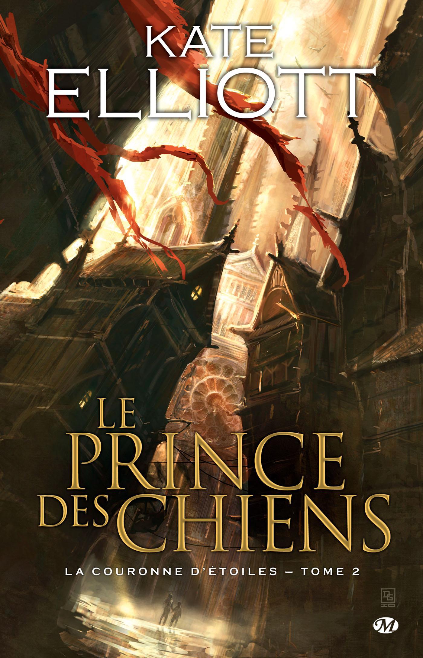 Le Prince des chiens, LA COURONNE D'ÉTOILES, T2