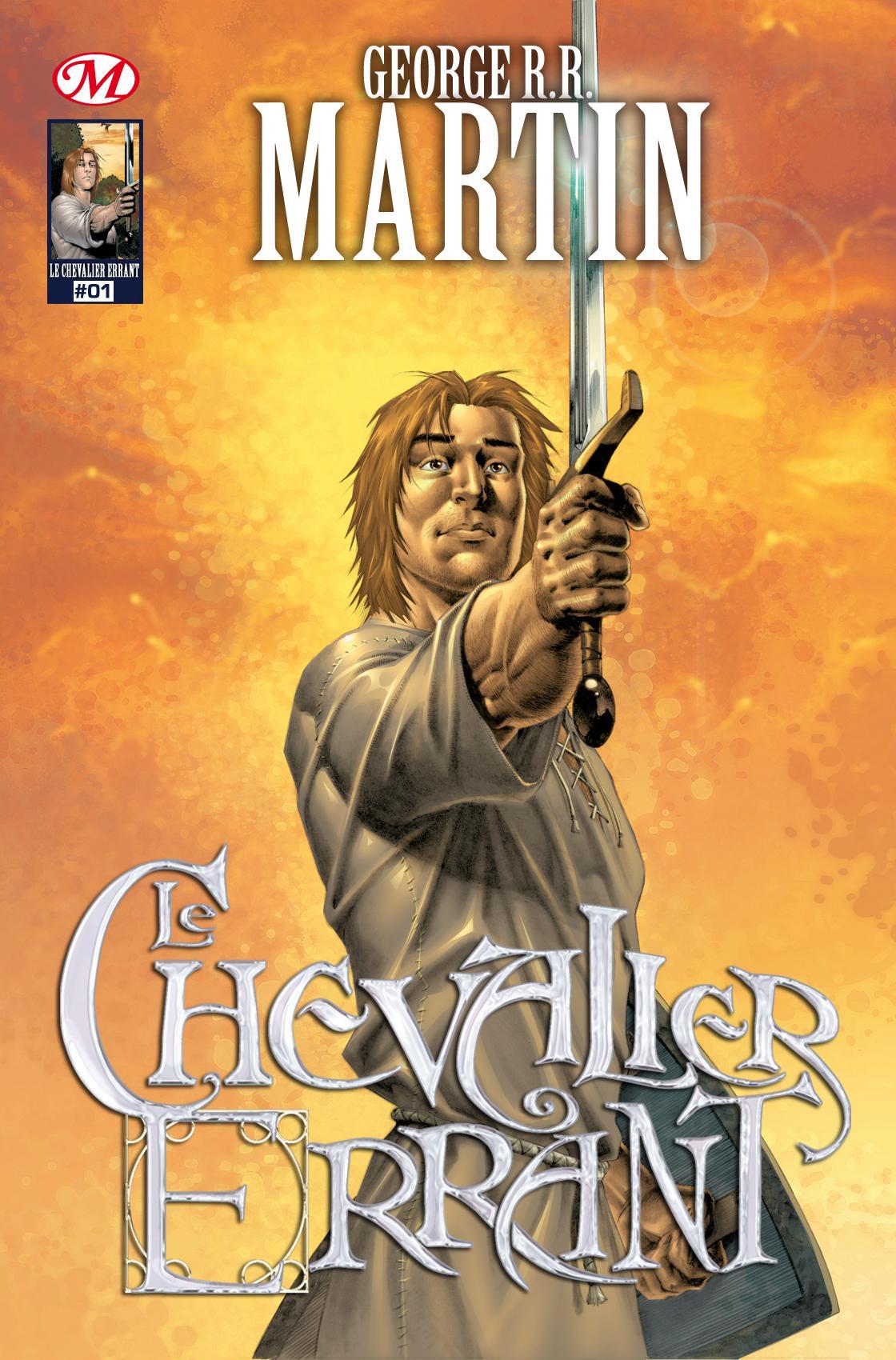 Le Trône de fer : Le Chevalier errant #1, LE TRÔNE DE FER, T0