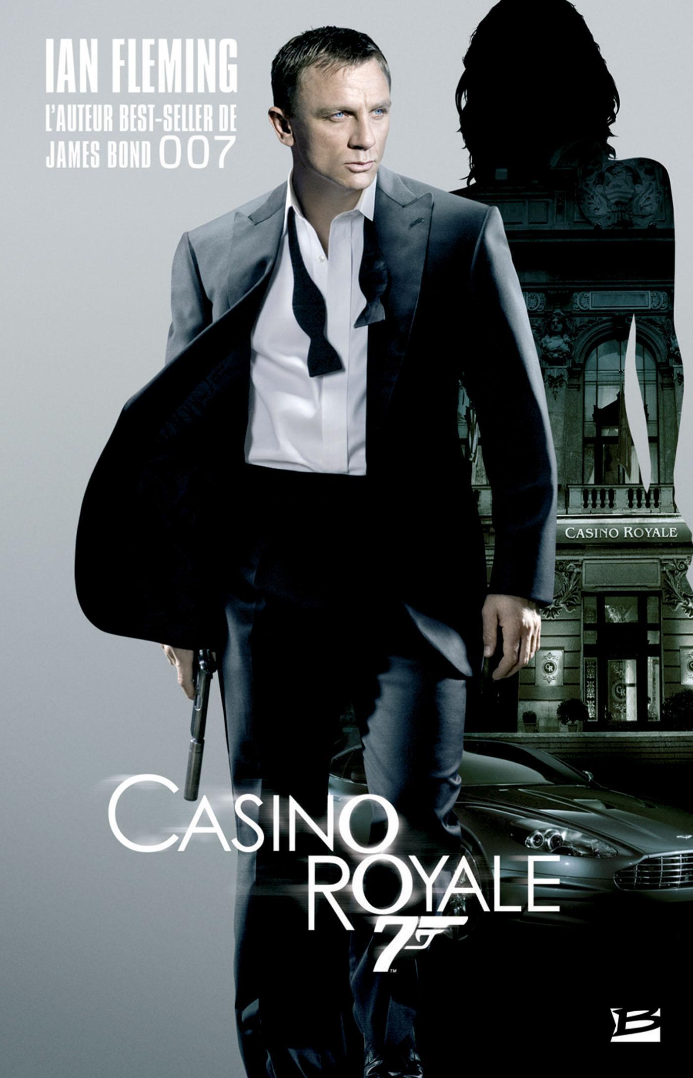 Casino Royale, JAMES BOND 007