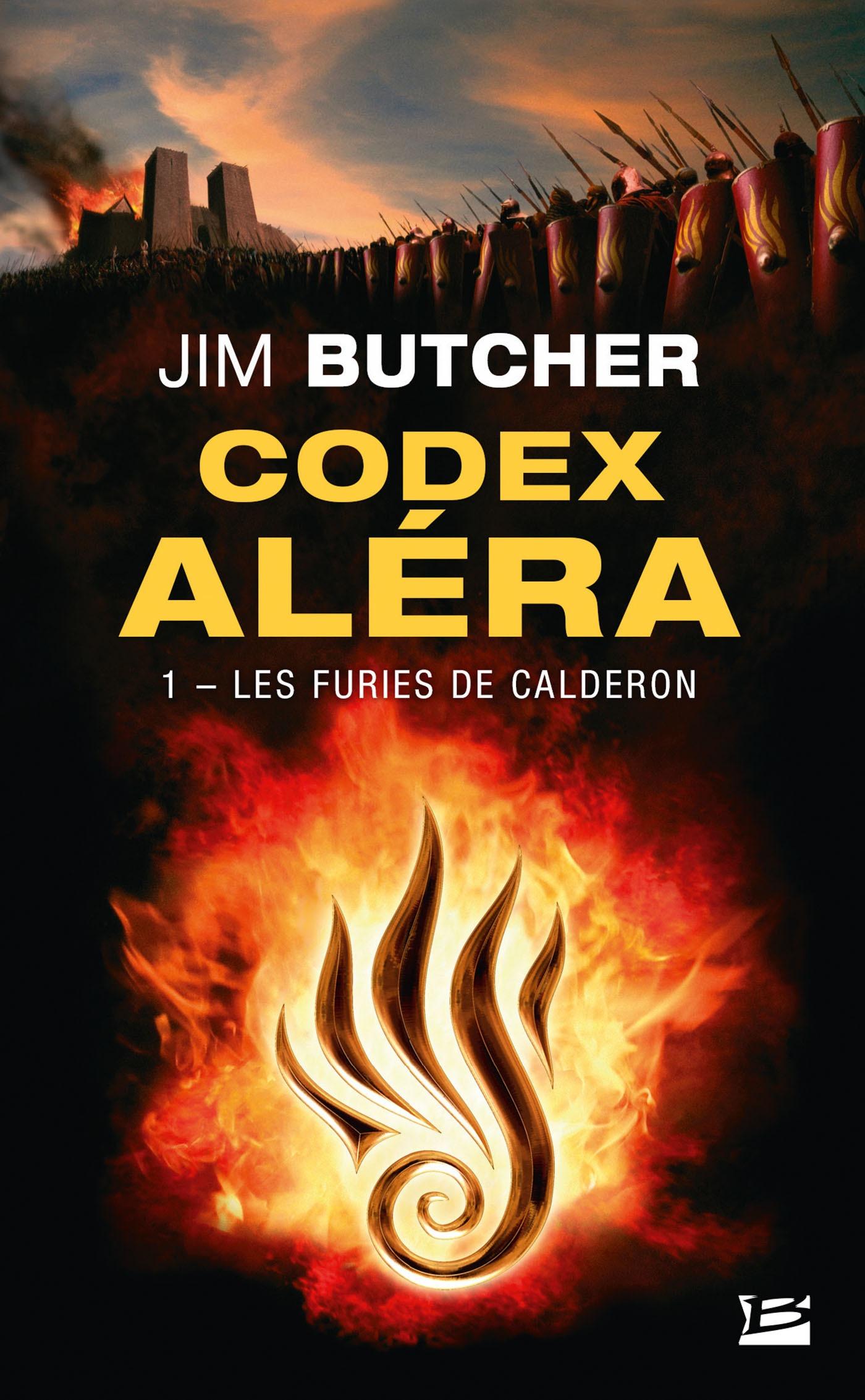 Les Furies de Calderon, CODEX ALÉRA, T1