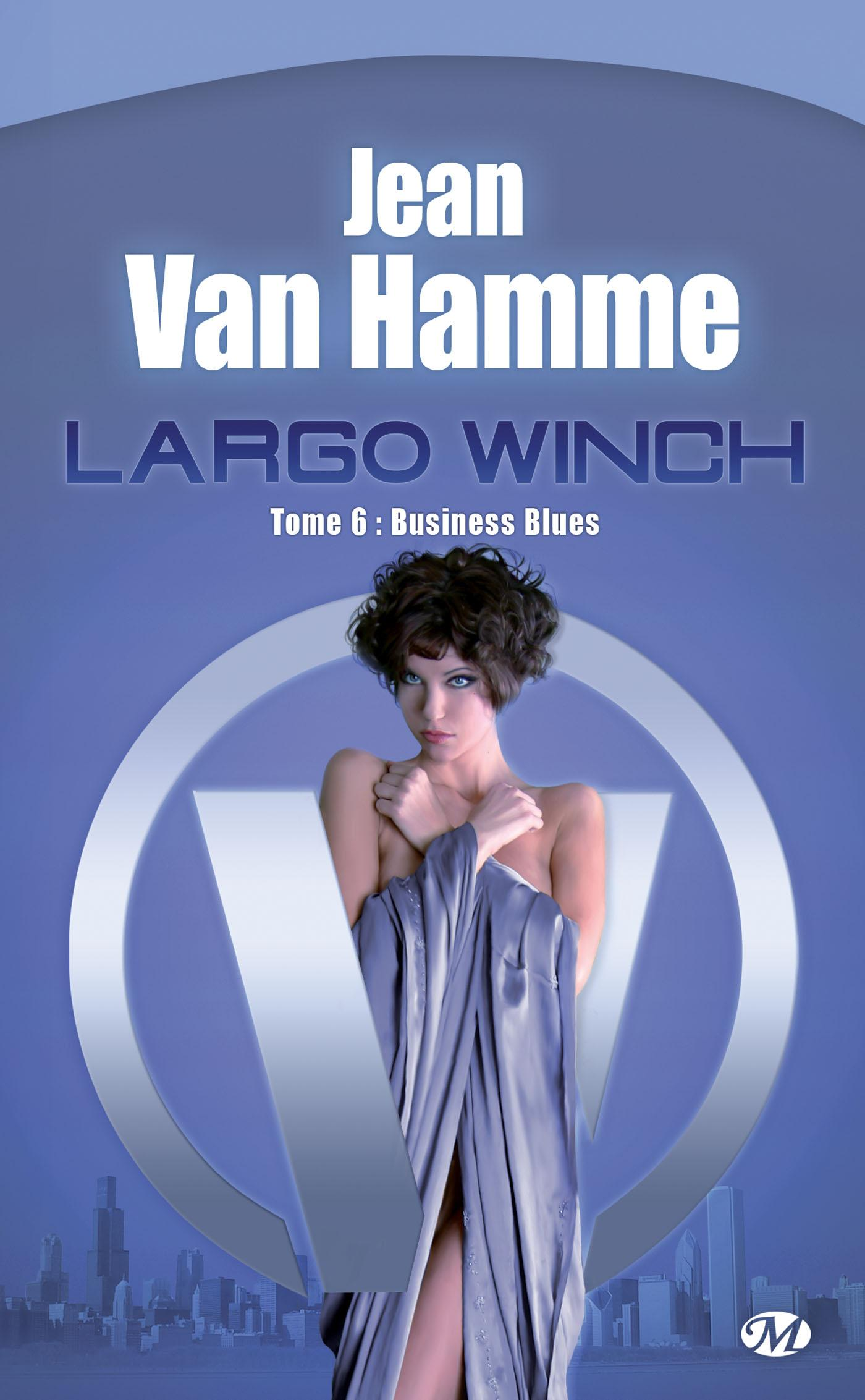 Business Blues, LARGO WINCH, T6