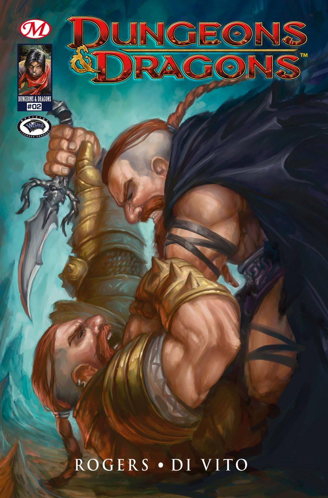 Dungeons & Dragons #2, DUNGEONS & DRAGONS, T1