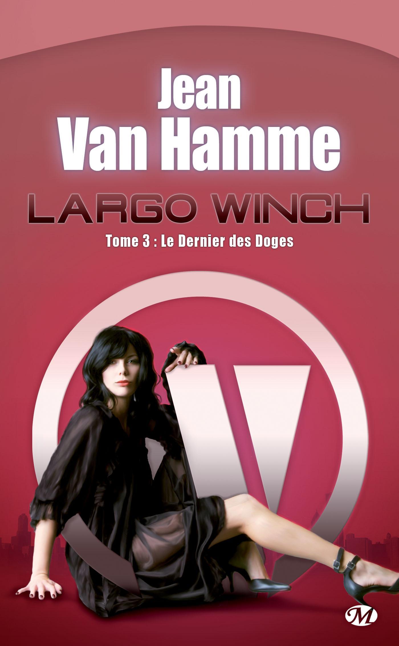 Le Dernier des Doges, LARGO WINCH, T3