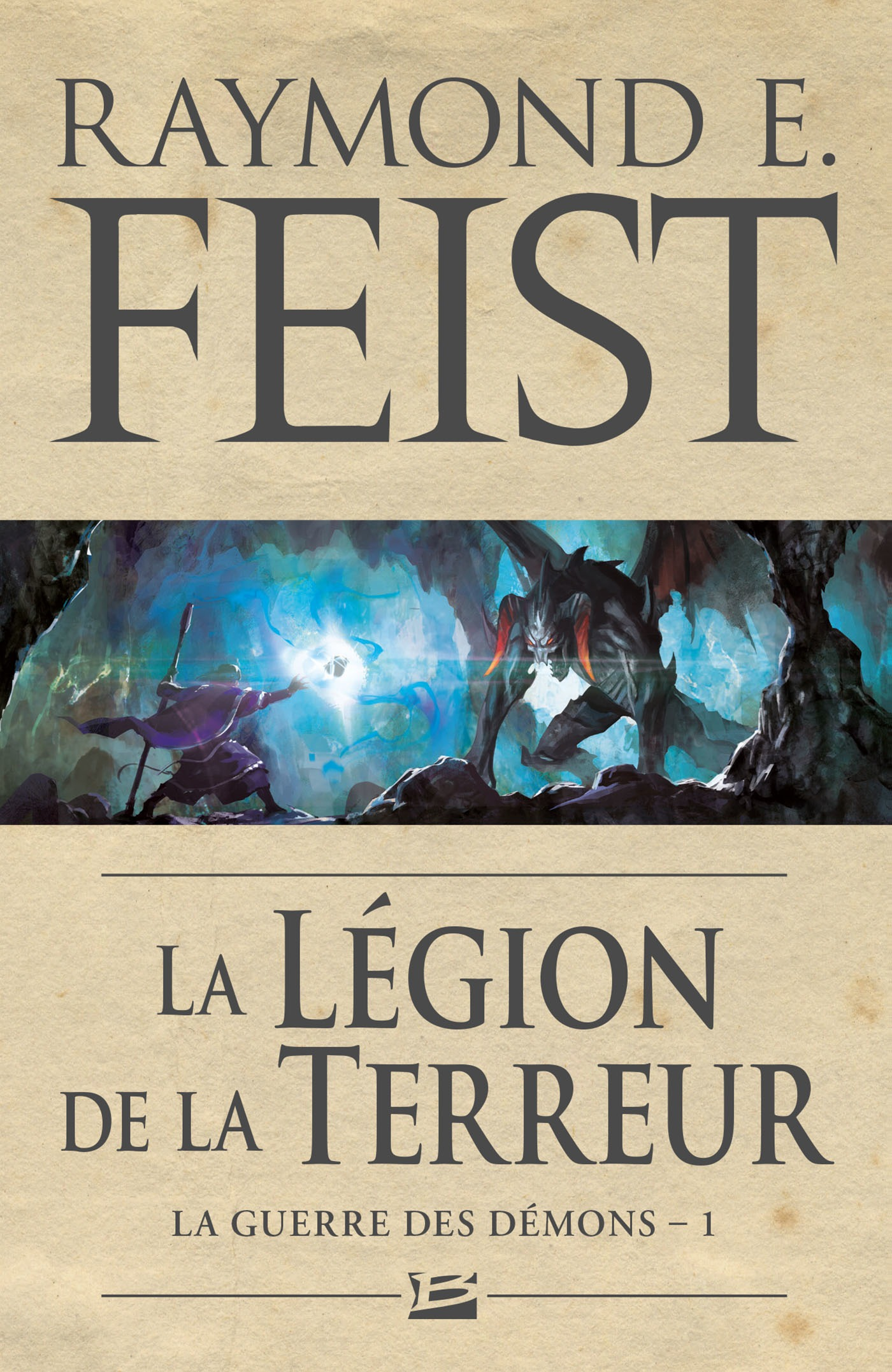 La Légion de la terreur, LA GUERRE DES DÉMONS, T1