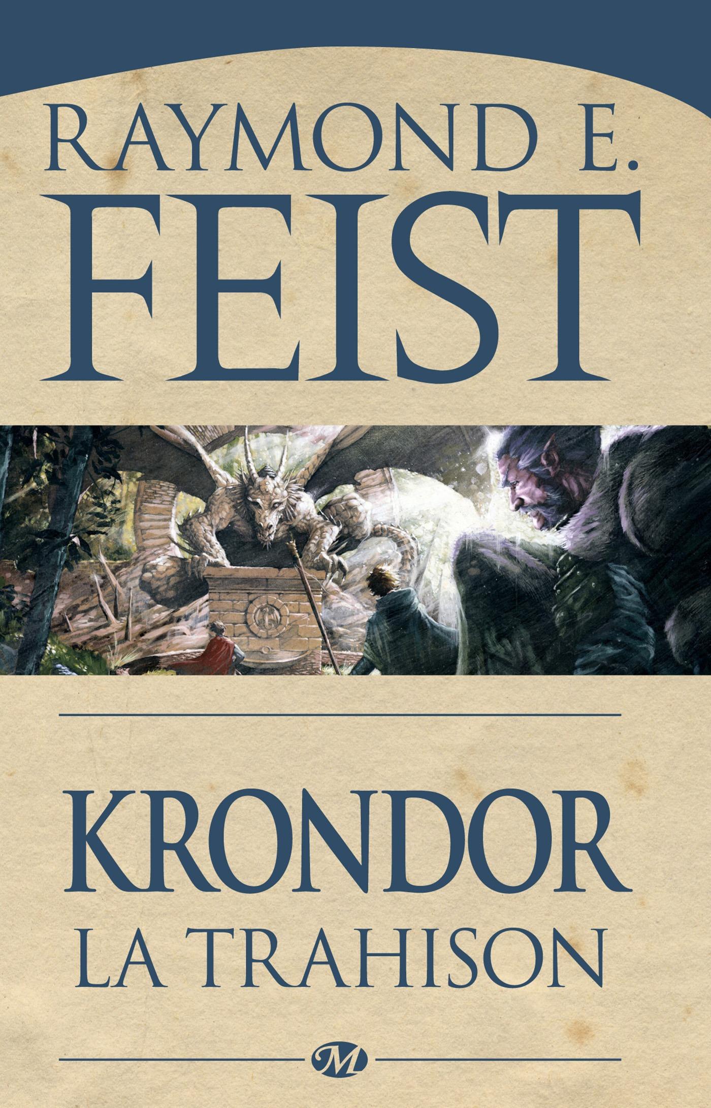 Krondor : la Trahison, LE LEGS DE LA FAILLE, T1