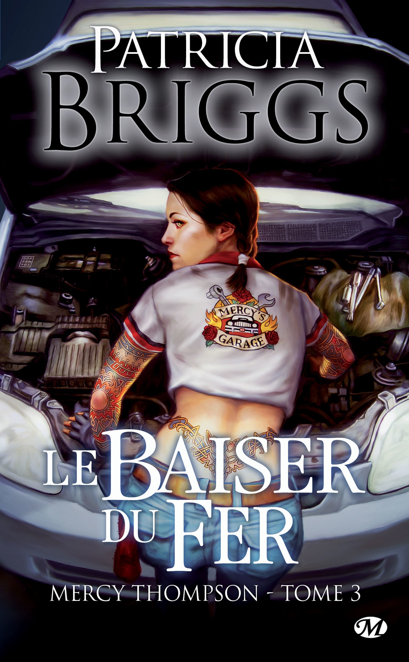 Le Baiser du fer, MERCY THOMPSON, T3