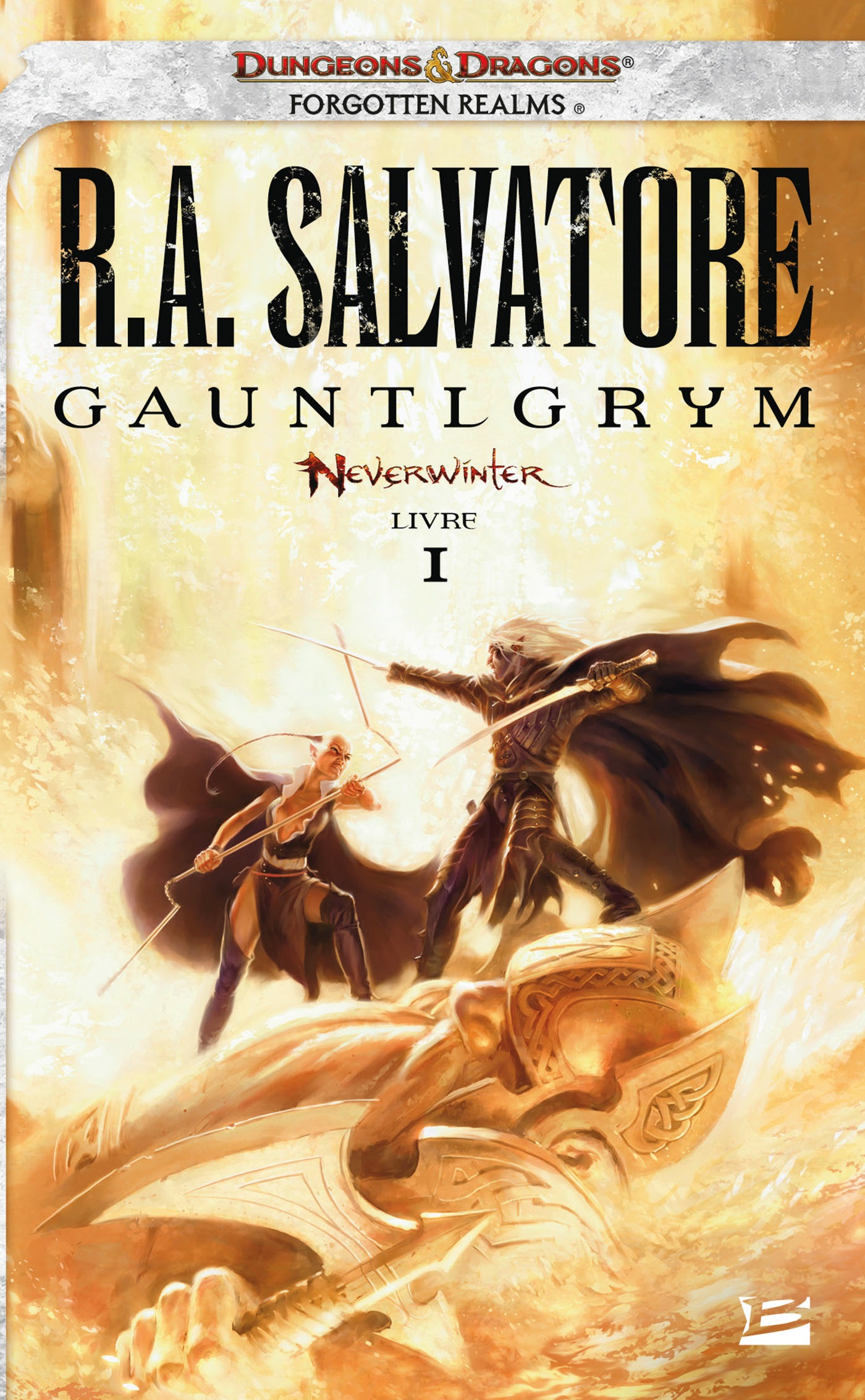 Gauntlgrym, NEVERWINTER, T1