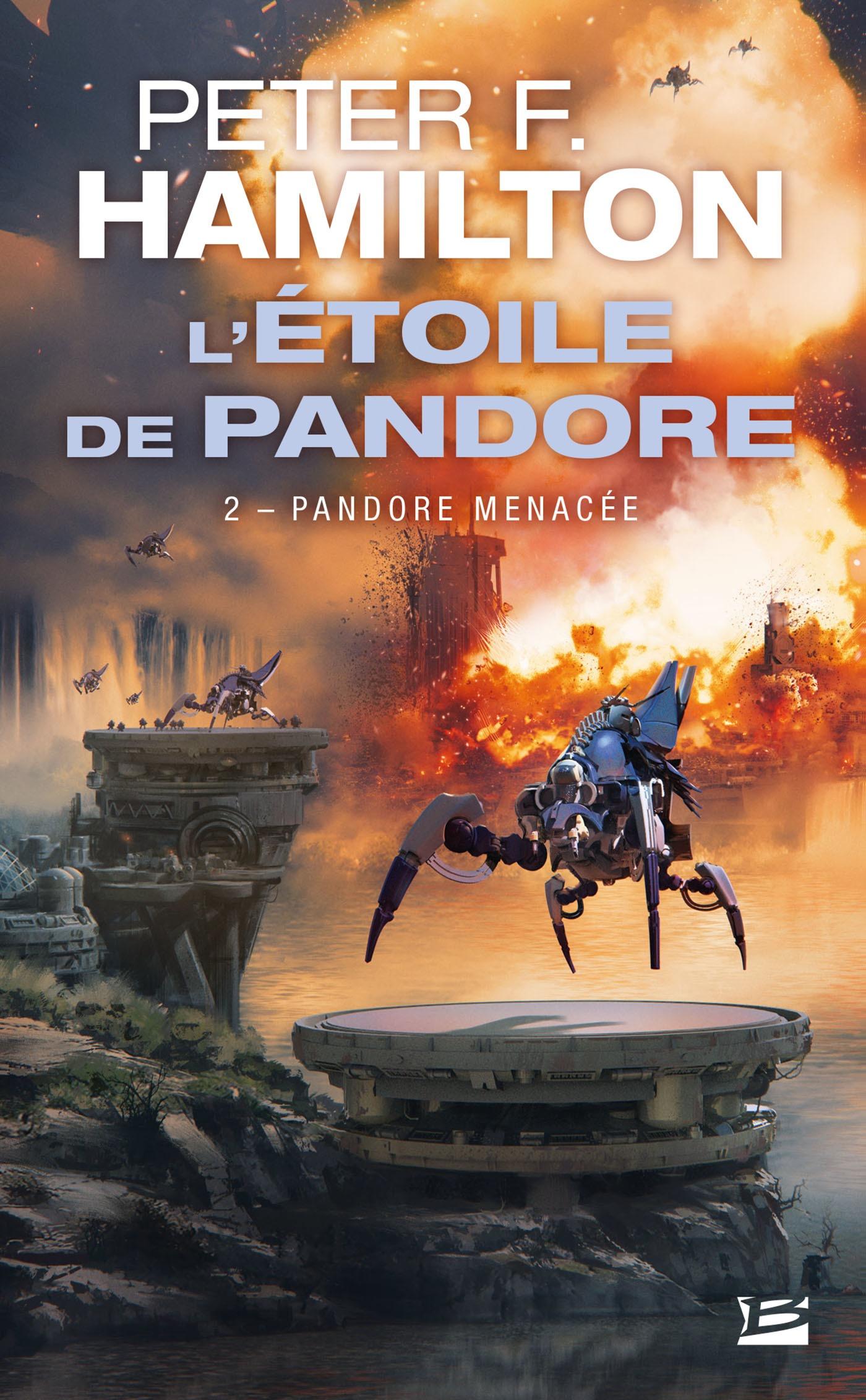 Pandore menacée, L'ÉTOILE DE PANDORE, T2