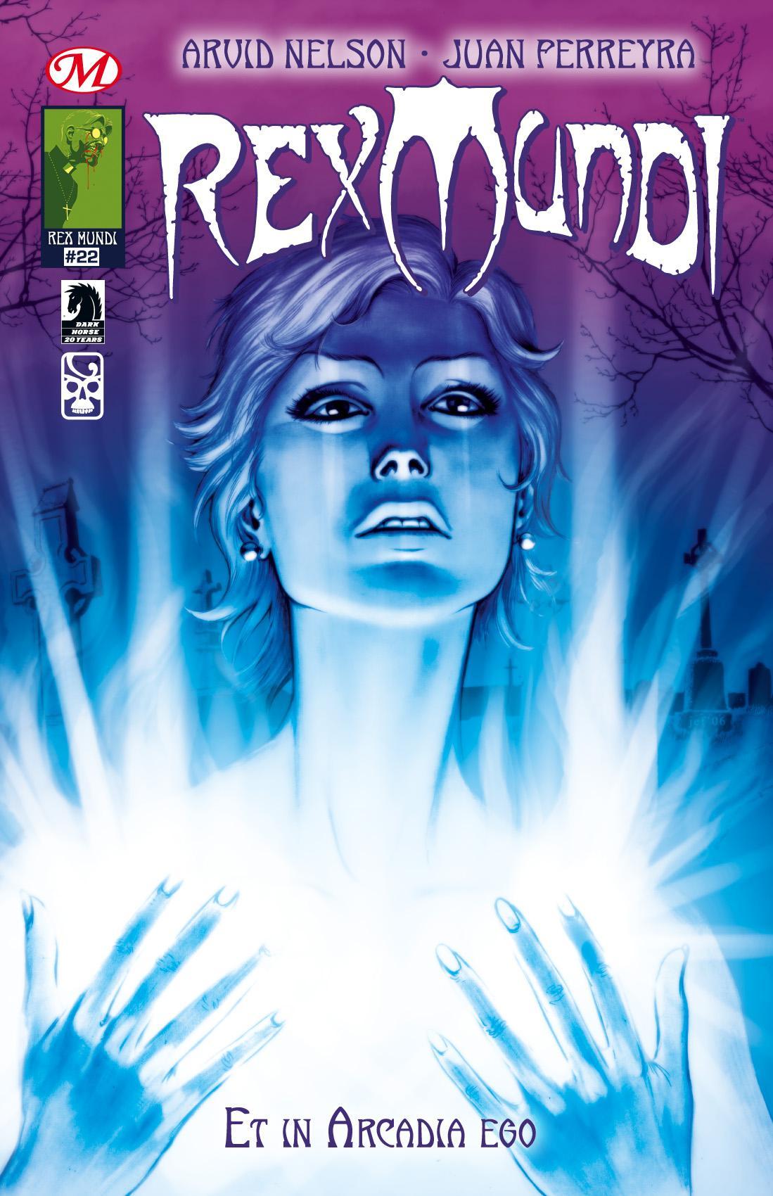 Rex Mundi #22, REX MUNDI, T4