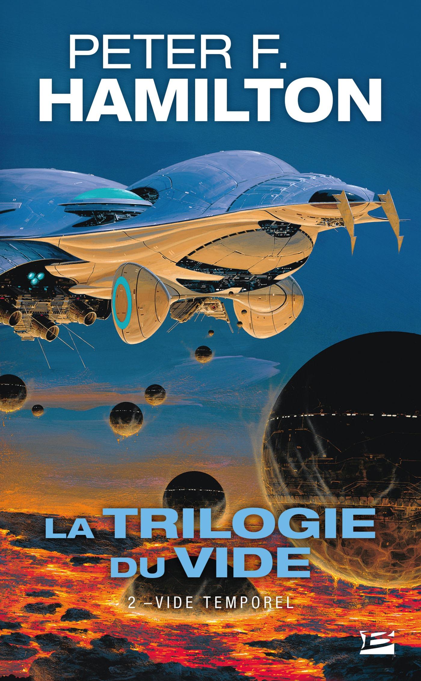 Vide temporel, LA TRILOGIE DU VIDE, T2