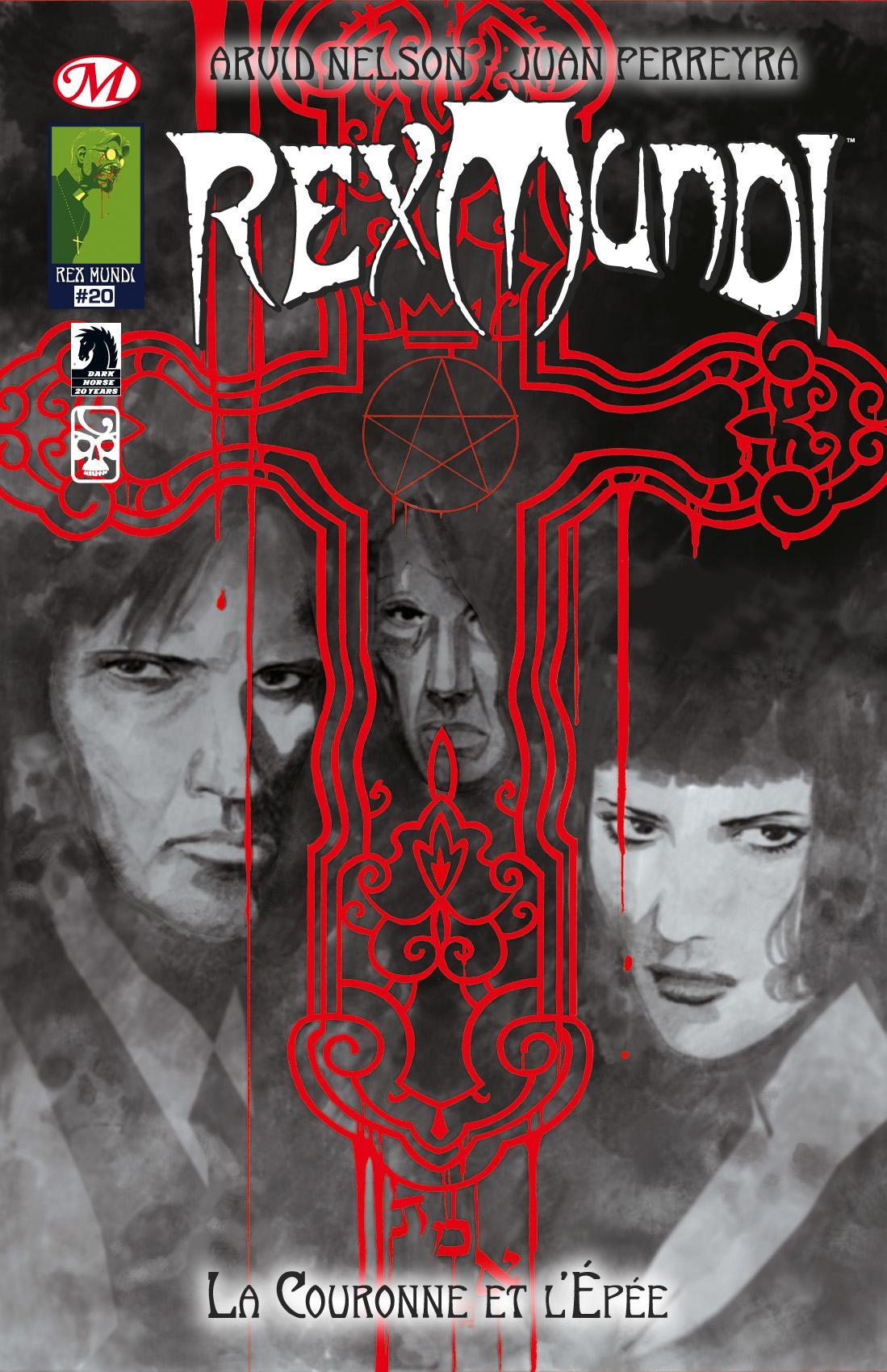 Rex Mundi #20, REX MUNDI, T4